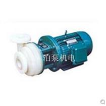【泊威泵业】耐腐蚀离心泵的选型