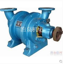 【泊威泵业】水环式真空泵常见故障的分析