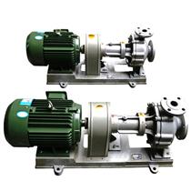 【泊威泵业】导热油泵转速的选用和结构特点