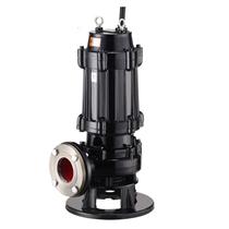 【泊威泵业】潜水排污泵是雨季排水的主要设备