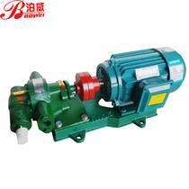 【泊泵机电】齿轮泵呈现迸裂和端面漏油现象