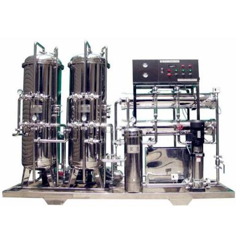 电子工业纯水设备注意事项