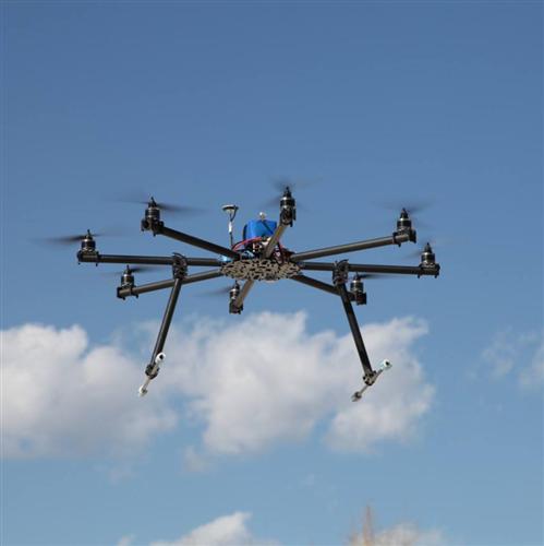 AT&T的无人机飞行基站首次试飞,结果相当成功