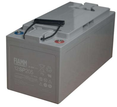 蓄电池的安装