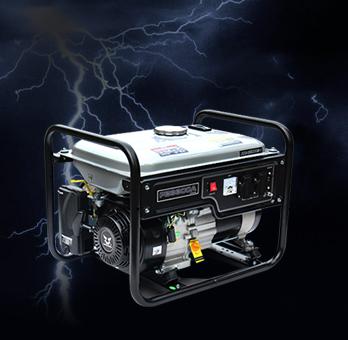 台风来袭铭鑫发电机.....