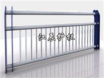 火車站公交站安裝排隊隔離護欄