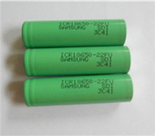 Advantages of lithium batteries