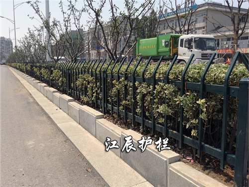 城市文化特色道路交通护栏创意设计