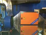 工业废气油雾净化器安装案例
