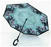 反向伞--赠送爱车人士的商务时尚礼品定制首选