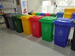垃圾桶颜色代表的分类