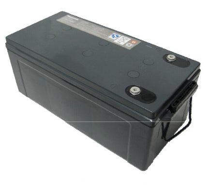 松下蓄电池电压异常