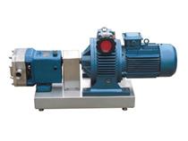 介绍转子泵和齿轮油泵的区别