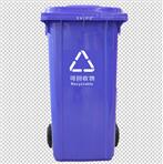 240升垃圾桶技术参数