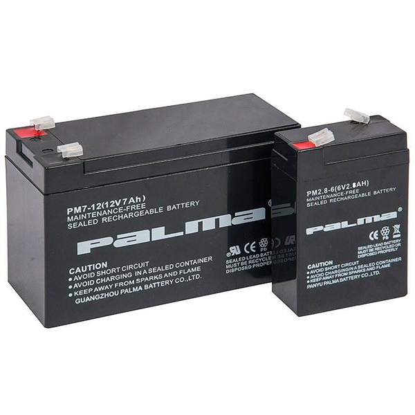 铅酸蓄电池正负极之间的关系
