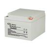 鸿贝蓄电池使用环境温度对充电的影响
