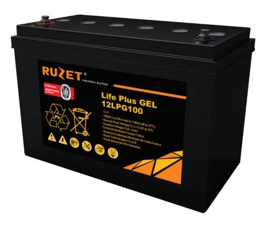 蓄电池的工作原理
