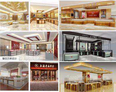 怎样通过上海珠宝展柜将珠宝文化体现出来