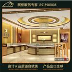 上海珠宝展柜、展示柜制作怎样分...