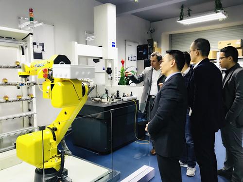 蔡司三坐标电极自动化测量方案