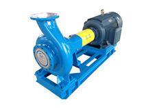皮帶輪紙漿泵在造紙工藝流程中的作用