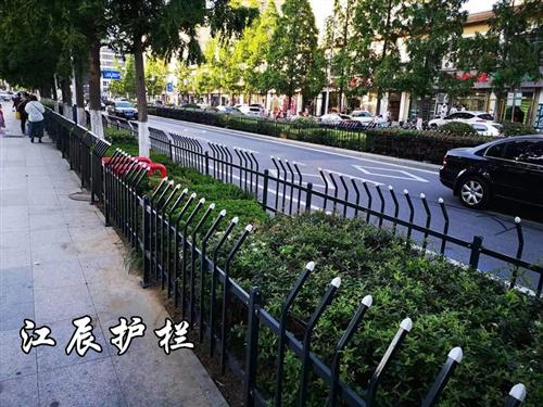 草坪护栏安装后的优点