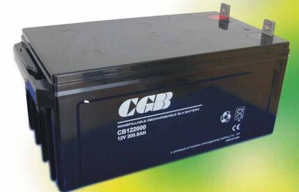 CGB蓄电池型号规格尺寸