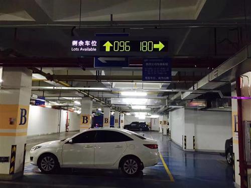 车位引导系统,助您轻松找车位