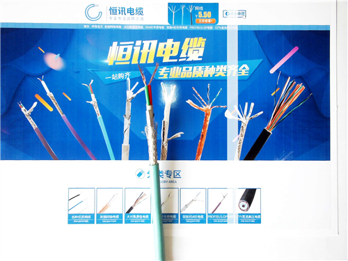 RS485电缆 RS485电缆多少钱一米