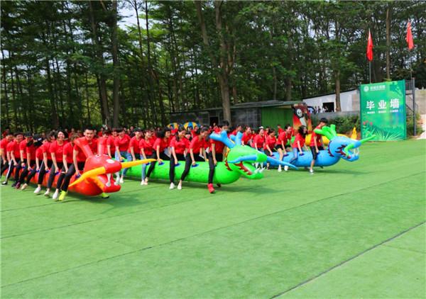 深圳大型企业团队玩趣味运动会项目怎么安排比较好