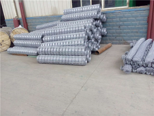 简述镀锌电焊网的作业范围