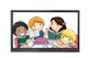 教学会议触控一体机常规款尺寸图