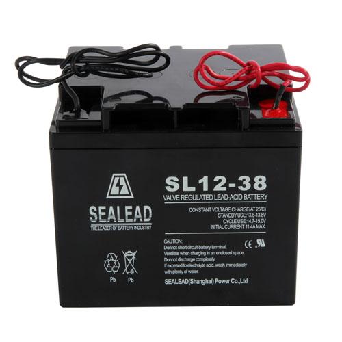 SEALEAD蓄电池