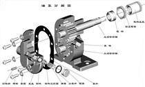 导热油泵的同心度与高温的正确安装