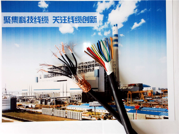 KFV22-12*1.5KFV22耐高温耐油控制电缆