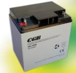 CGB蓄电池常用型号参数报价