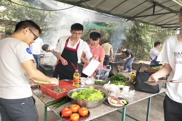 乐水山庄野炊食材都有哪些?12人够吃吗