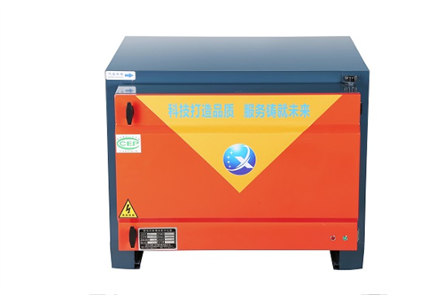 分析静电油烟净化器