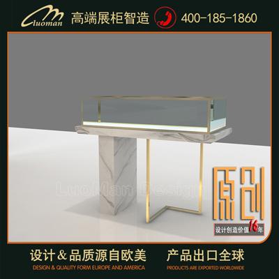 徐州珠宝展示柜上的玻璃罩用的是什么材质