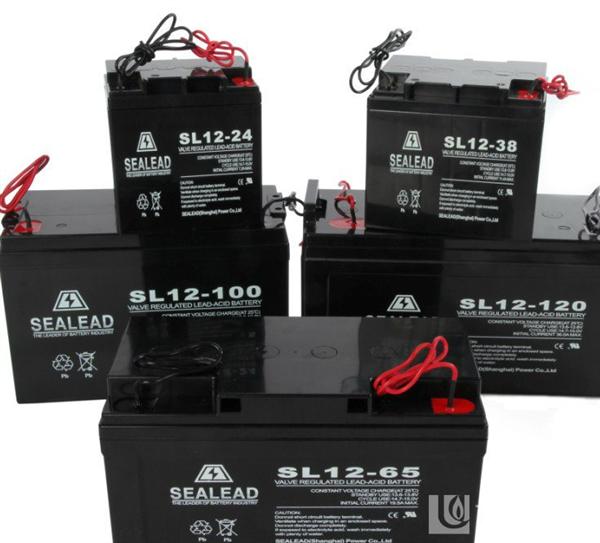 西力达SEALEAD系列电池