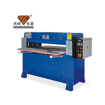 上海鸿钢裁断机液压隔膜泵的使用方式