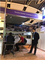 Our Projectors show in HK Electronics Fair