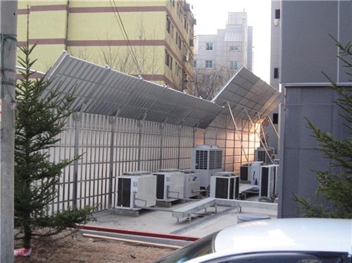 空调机组隔声降噪方案有那些噪声源分析?