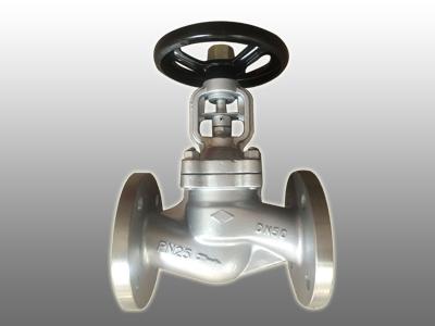 波纹管截止阀在导热油系统中的应用