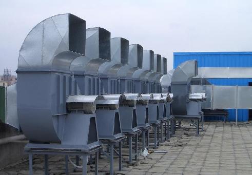 降噪消聲器在風機消音工程上的應用實例