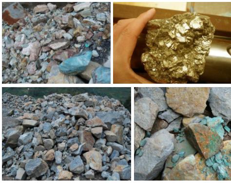 汕尾市岩石成分分析-第三方矿石化验中心
