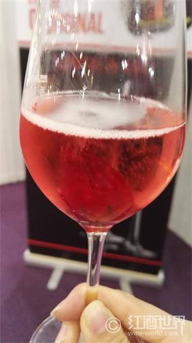 世界三大红起泡酒