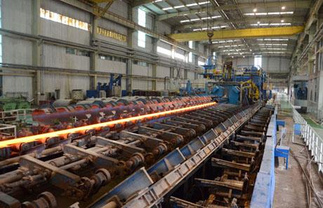 中國冶金報:太鋼一次熱成型生產出27米超長不銹鋼管