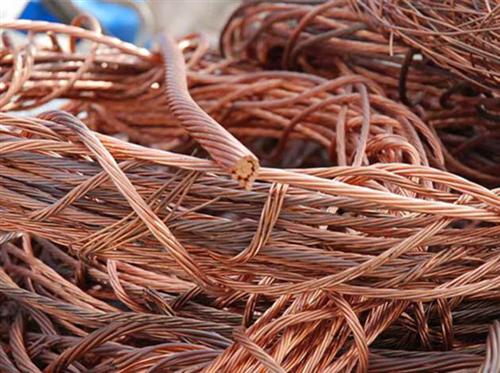 废线材电缆的回收处理技术有哪几种?