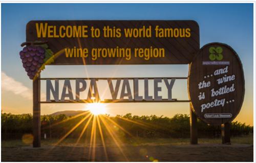 当加州纳帕谷遇上法国波尔多 When Napa Valley Encounters Bordeaux